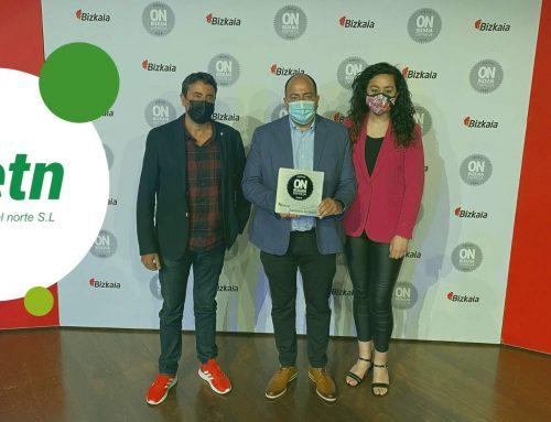 Entrega Premios ON – PROYECTO de CREACIÓN de EMPRESAS